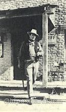 act023084 - John Wayne Actor, Actress, Movie Star, Postcard Post Card