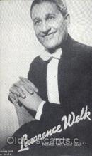 act023085 - Lawrence Welk Music, Postcard Post Card