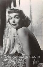 act023089 - Jane Wyman Movie Actor / Actress, Entertainment Postcard Post Card