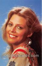 act023091 - Lindsay Wagner Movie Actor / Actress, Entertainment Postcard Post Card