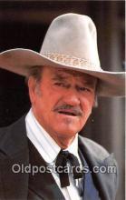 act023101 - John Duke Wayne Movie Actor / Actress, Entertainment Postcard Post Card