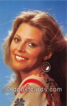 act023102 - Lindsay Wagner Movie Actor / Actress, Entertainment Postcard Post Card
