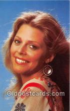 act023103 - Lindsay Wagner Movie Actor / Actress, Entertainment Postcard Post Card