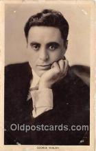 act023108 - George Walsh Movie Actor / Actress, Entertainment Postcard Post Card
