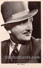 act023116 - Tom Walls Movie Actor / Actress, Entertainment Postcard Post Card
