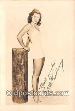 act023126 - Esther Seilbams Movie Actor / Actress, Entertainment Postcard Post Card