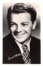 act023137 - Cornel Wilde, Star of the 20th Century Fox Movie Star Actor Actress Film Star Postcard, Old Vintage Antique Post Card