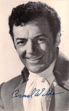 act023140 - Cornel Wilde, Star of the 20th Century Fox Movie Star Actor Actress Film Star Postcard, Old Vintage Antique Post Card