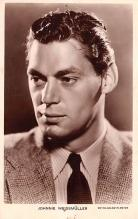 act023146 - Johnnie Weissmuller Movie Star Actor Actress Film Star Postcard, Old Vintage Antique Post Card