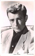 act023150 - Robert Walker Movie Star Actor Actress Film Star Postcard, Old Vintage Antique Post Card