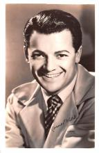 act023151 - Cornel Wilde, Star of the 20th Century Fox Movie Star Actor Actress Film Star Postcard, Old Vintage Antique Post Card