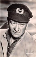 act023168 - John Wayne Movie Star Actor Actress Film Star Postcard, Old Vintage Antique Post Card