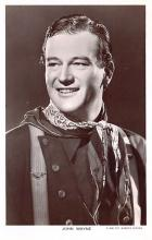 act023175 - John Wayne Movie Star Actor Actress Film Star Postcard, Old Vintage Antique Post Card