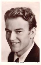 act023177 - John Wayne Movie Star Actor Actress Film Star Postcard, Old Vintage Antique Post Card