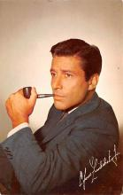 act024016 - Efrem Zimbalist Movie Star Actor Actress Film Star Postcard, Old Vintage Antique Post Card