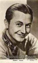 act025016 - Robert Young Actor, Actress, Movie Star, Postcard Post Card