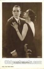 act027002 - Rudolph Valentino & Nina Naldi Postcard, Post Card