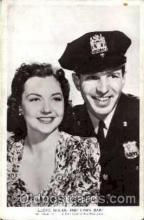 act027006 - Lloyd Nolan & Lynn Bari Postcard, Post Card