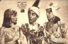 act027015 - Eddie Cantor Postcard, Post Card