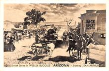 act027038 - Street Scene, Wesley Ruggles, Arizona starring Jean Arthur Movie Star Actor Actress Film Star Postcard, Old Vintage Antique Post Card