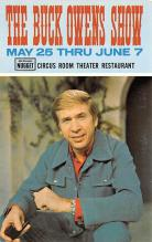 act027165 - The Buck Owens Show Movie Star Actor Actress Film Star Postcard, Old Vintage Antique Post Card