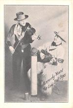 act027183 - The Cow Bell Boys Movie Star Actor Actress Film Star Postcard, Old Vintage Antique Post Card