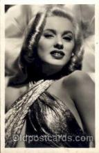 act030005 - Mamie Van Doren Actor / Actress Postcard Post Card Old Vintage Antique