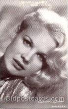 act030021 - Carroll Baker Postcard, Post Card