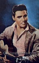 act050063 - Elvis 1935-1977 Movie Actor / Actress, Entertainment Postcard Post Card