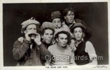 act050078 - Dead End Kids Movie Actor / Actress, Entertainment Postcard Post Card