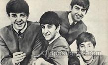 act050097 - The Beatles Movie Actor / Actress, Entertainment Postcard Post Card