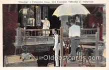 act075015 - Shotting, Chinatown Movie Actor / Actress, Entertainment Postcard Post Card