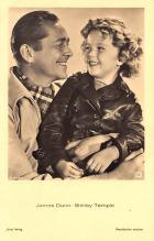 act220013 - Child Movie Star Shirley Temple Post Card Old Vintage Antique
