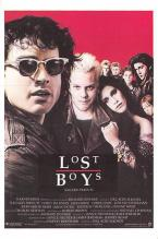 act500009 - Lost Boys Movie Poster Postcard