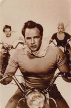 act500025 - Marlon Brando Movie Poster Postcard