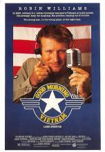 act500037 - Good Morning Vietnam, Robin Williams Movie Poster Postcard