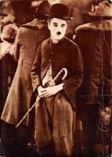 act500055 - Charlie Chaplin Movie Poster Postcard