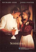 act500061 - Sommersby, Richard Gear, Jodie Foster Movie Poster Postcard
