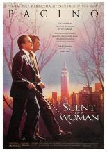 act500067 - Scent of a Woman, Al Pacino Movie Poster Postcard