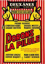 act500093 - Dorons La Pilule Movie Poster Postcard