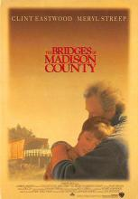act500107 - The Bridges of Madison County Movie Poster Postcard