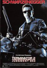 act500129 - Terminator 2 Judgment Day Movie Poster Postcard