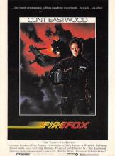 act500135 - Firefox Clint Eastwood Movie Poster Postcard