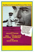 act500153 - The Night Porter Movie Poster Postcard