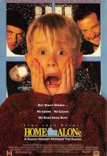 act500169 - Home Alone Movie Poster Postcard
