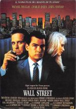 act500177 - Wall Street Movie Poster Postcard