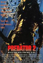 act500193 - Predator 2 Movie Poster Postcard