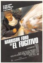 act500203 - Harrison Ford, The Fugative  Movie Poster Postcard