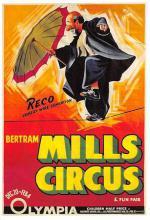 act500207 - Bertram Mills Circus Advertising Poster Postcard
