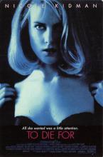 act500213 - To Die Foe, Nicole Kidman Movie Poster Postcard